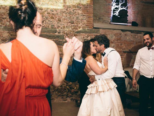 Il matrimonio di Daniele e Marta a Montelupo Fiorentino, Firenze 103