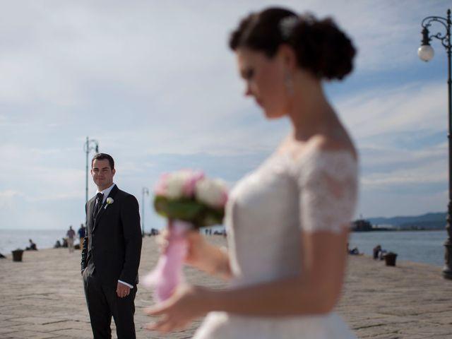Il matrimonio di Ilinca e Francesco a Trieste, Trieste 5