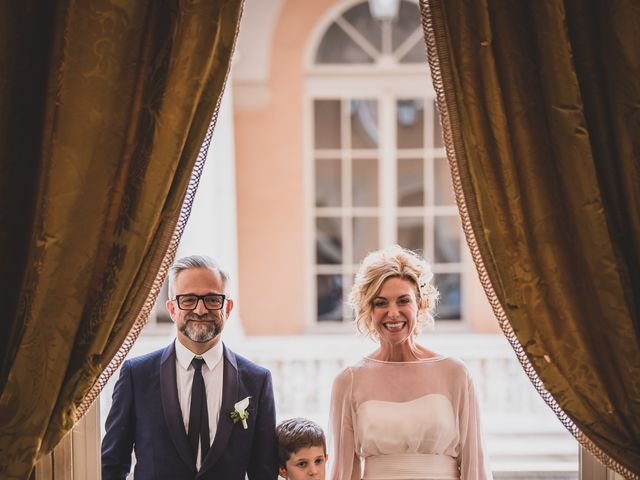 Il matrimonio di Fabrizia e Stefano a Genova, Genova 18