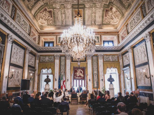Il matrimonio di Fabrizia e Stefano a Genova, Genova 19