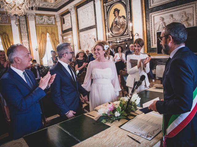 Il matrimonio di Fabrizia e Stefano a Genova, Genova 20