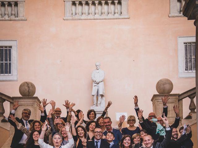 Il matrimonio di Fabrizia e Stefano a Genova, Genova 23