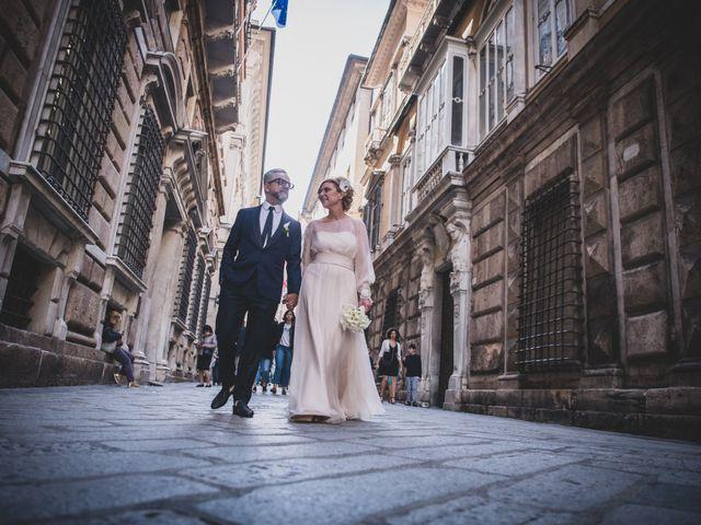 Il matrimonio di Fabrizia e Stefano a Genova, Genova 25