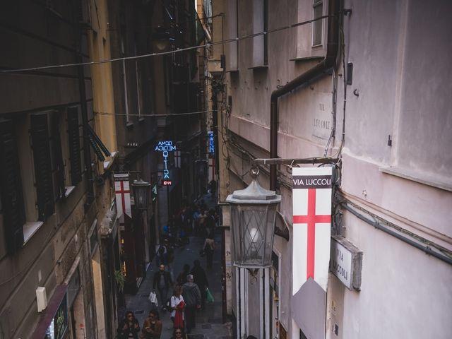 Il matrimonio di Fabrizia e Stefano a Genova, Genova 26