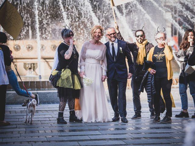 Il matrimonio di Fabrizia e Stefano a Genova, Genova 27