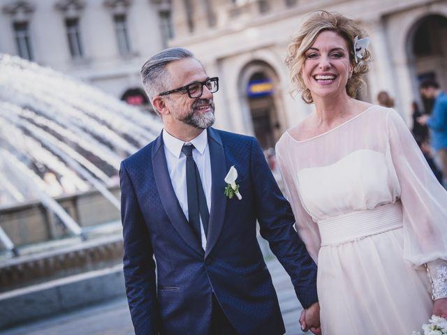 Il matrimonio di Fabrizia e Stefano a Genova, Genova 30