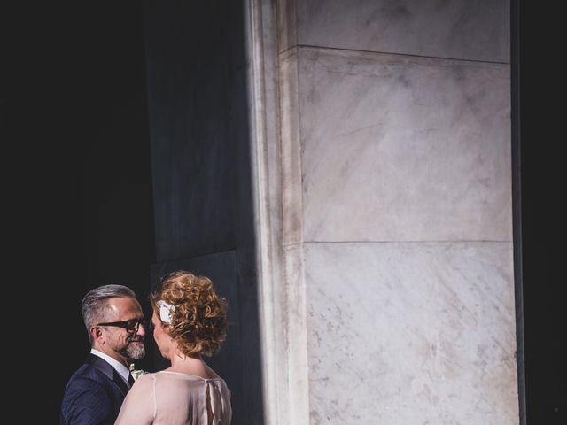 Il matrimonio di Fabrizia e Stefano a Genova, Genova 33