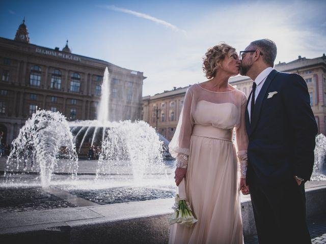 Il matrimonio di Fabrizia e Stefano a Genova, Genova 35
