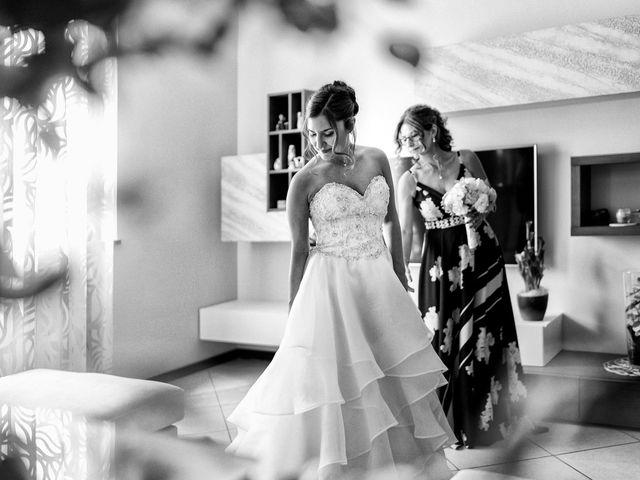 Il matrimonio di Marco e Monica a Bariano, Bergamo 12