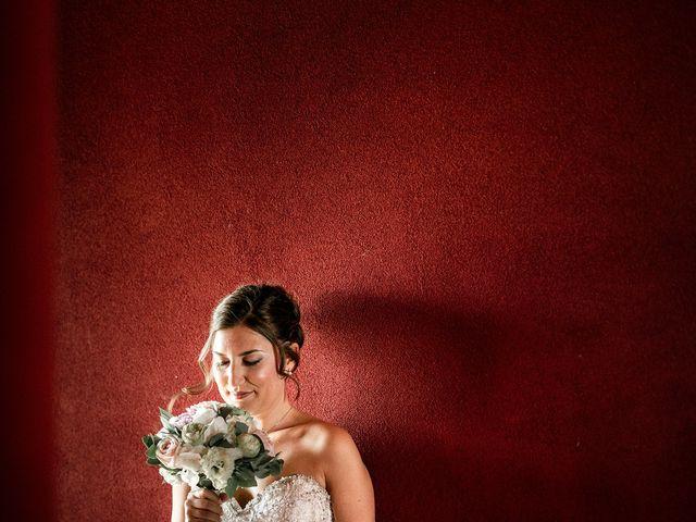 Il matrimonio di Marco e Monica a Bariano, Bergamo 13