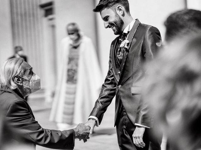 Il matrimonio di Marco e Monica a Bariano, Bergamo 15