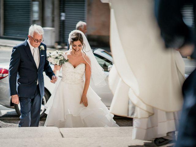 Il matrimonio di Marco e Monica a Bariano, Bergamo 18