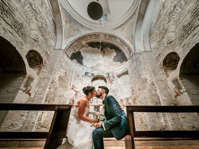 Il matrimonio di Marco e Monica a Bariano, Bergamo 30
