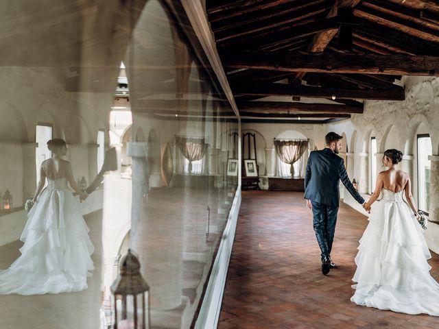 Il matrimonio di Marco e Monica a Bariano, Bergamo 33