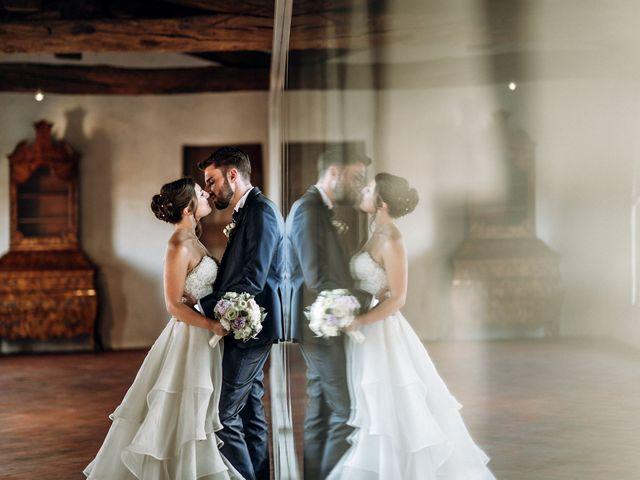 Il matrimonio di Marco e Monica a Bariano, Bergamo 34