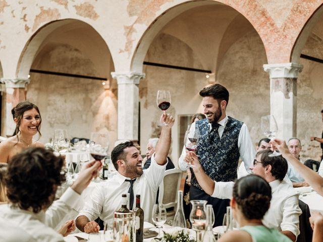 Il matrimonio di Marco e Monica a Bariano, Bergamo 36