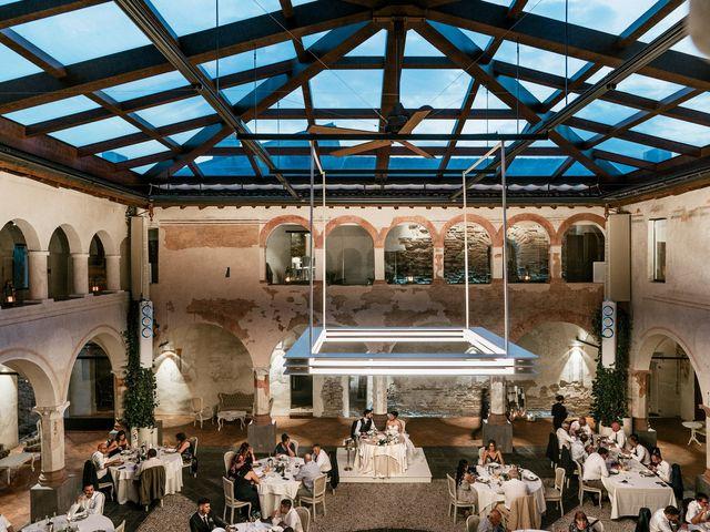 Il matrimonio di Marco e Monica a Bariano, Bergamo 37