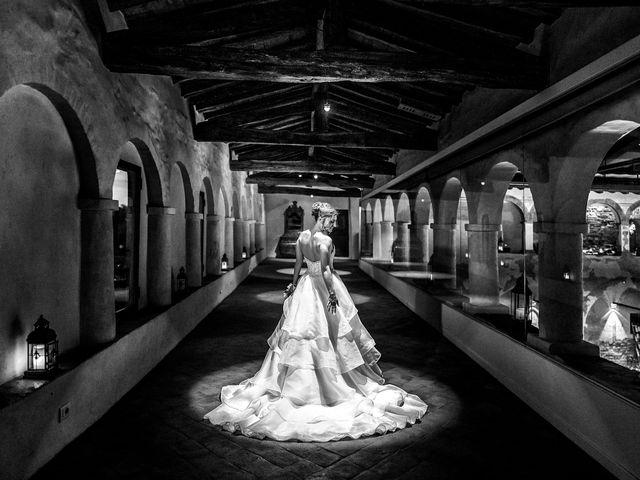 Il matrimonio di Marco e Monica a Bariano, Bergamo 38