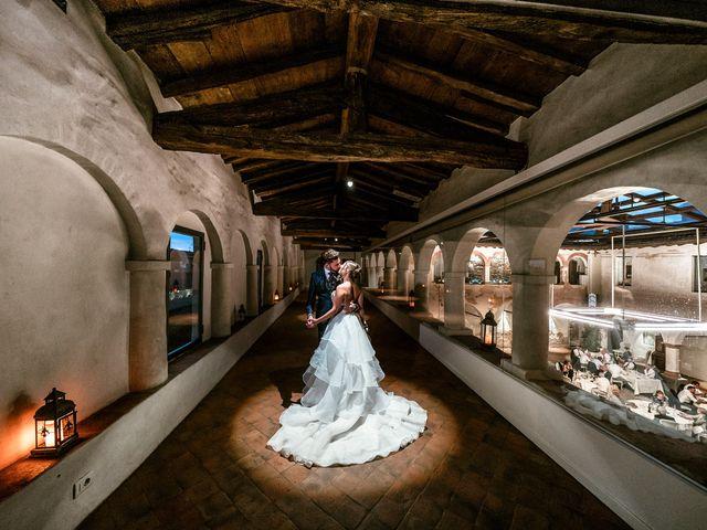 Il matrimonio di Marco e Monica a Bariano, Bergamo 39