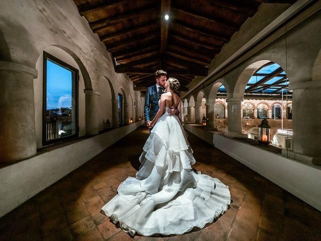 Il matrimonio di Marco e Monica a Bariano, Bergamo 40