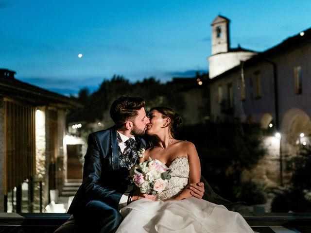 Il matrimonio di Marco e Monica a Bariano, Bergamo 42