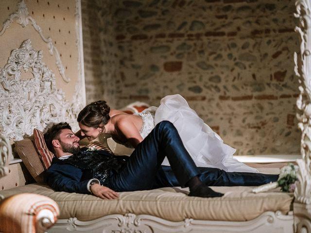 Il matrimonio di Marco e Monica a Bariano, Bergamo 43