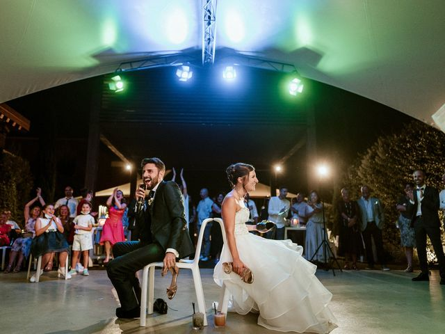 Il matrimonio di Marco e Monica a Bariano, Bergamo 50