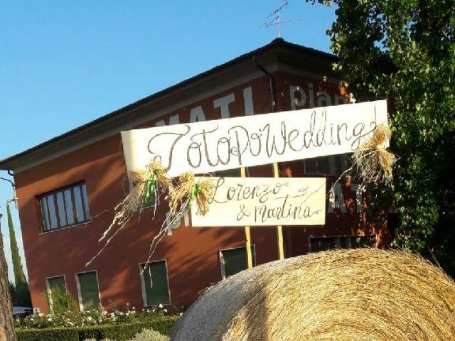 Il matrimonio di Lorenzo e Martina a Prato, Prato 7
