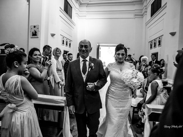 Il matrimonio di Michela e Simone a Aprilia, Latina 22