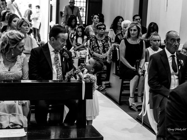 Il matrimonio di Michela e Simone a Aprilia, Latina 24