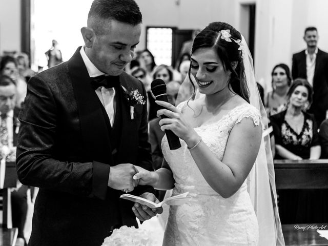Il matrimonio di Michela e Simone a Aprilia, Latina 25