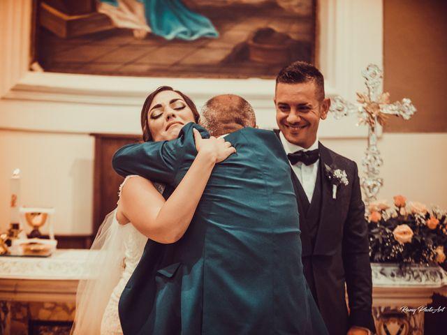 Il matrimonio di Michela e Simone a Aprilia, Latina 31