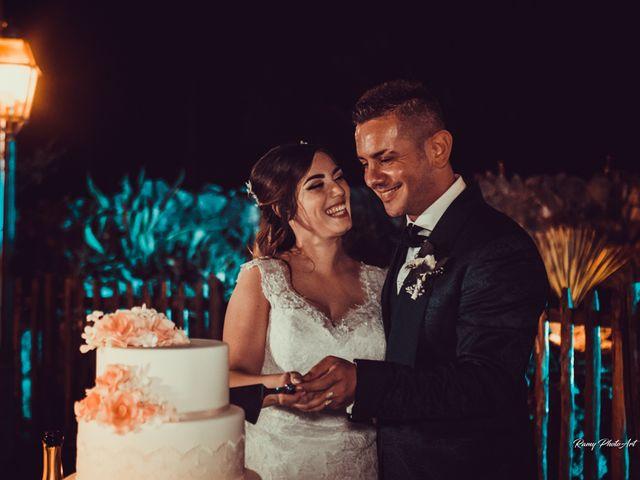 Il matrimonio di Michela e Simone a Aprilia, Latina 56