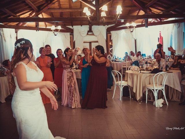 Il matrimonio di Michela e Simone a Aprilia, Latina 63