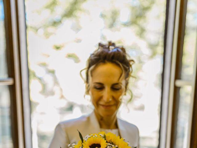 Il matrimonio di Giancarlo e Lorena a Chiusdino, Siena 17