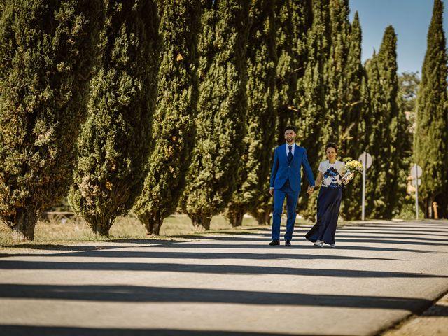 Il matrimonio di Giancarlo e Lorena a Chiusdino, Siena 18
