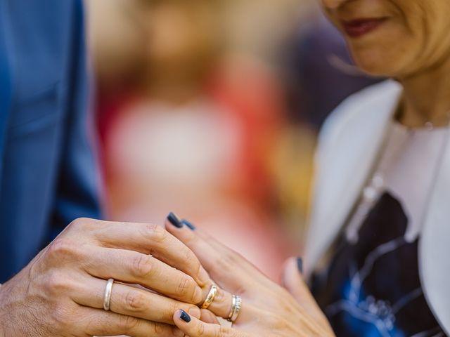 Il matrimonio di Giancarlo e Lorena a Chiusdino, Siena 27