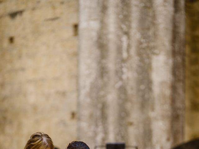 Il matrimonio di Giancarlo e Lorena a Chiusdino, Siena 31