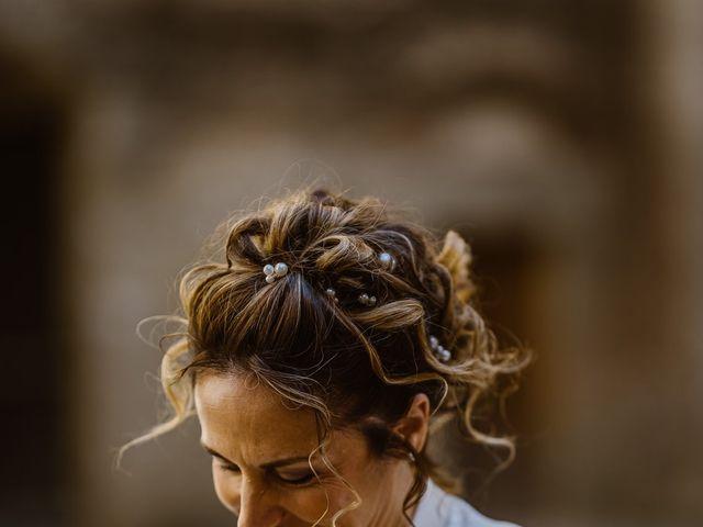 Il matrimonio di Giancarlo e Lorena a Chiusdino, Siena 36
