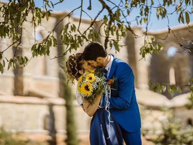 Il matrimonio di Giancarlo e Lorena a Chiusdino, Siena 46