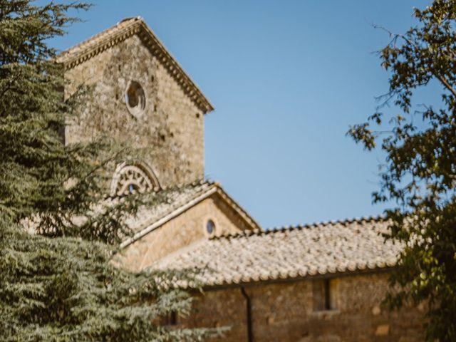 Il matrimonio di Giancarlo e Lorena a Chiusdino, Siena 47