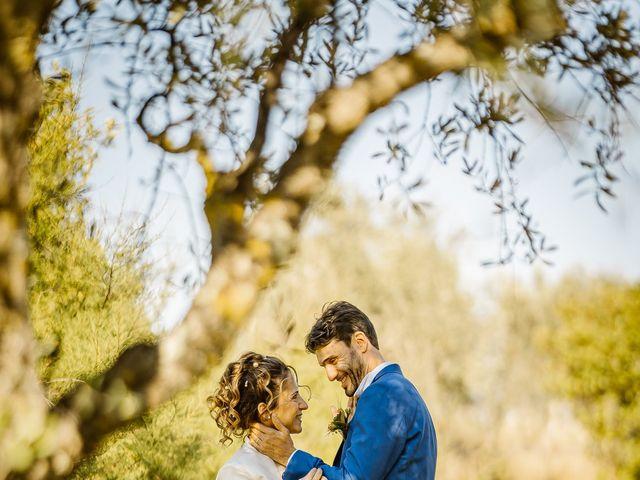 Il matrimonio di Giancarlo e Lorena a Chiusdino, Siena 54