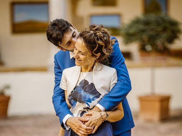 Il matrimonio di Giancarlo e Lorena a Chiusdino, Siena 60