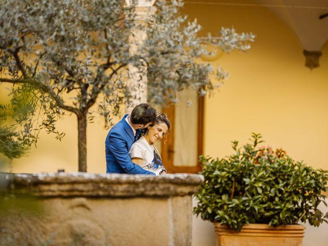 Il matrimonio di Giancarlo e Lorena a Chiusdino, Siena 61