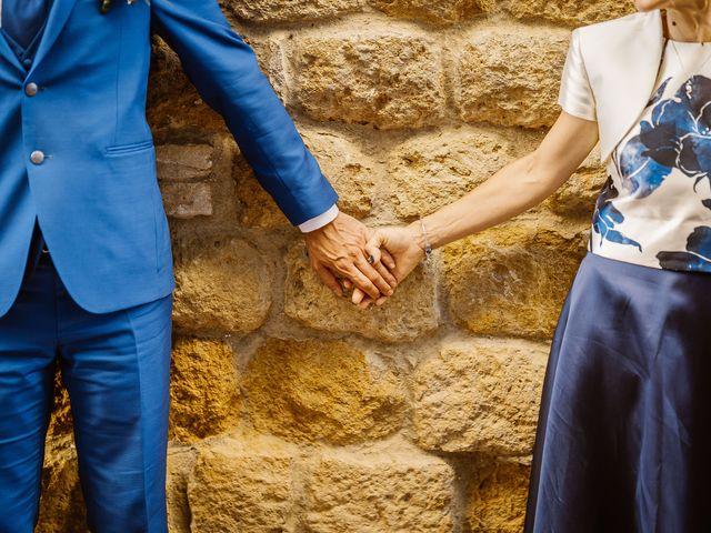 Il matrimonio di Giancarlo e Lorena a Chiusdino, Siena 62