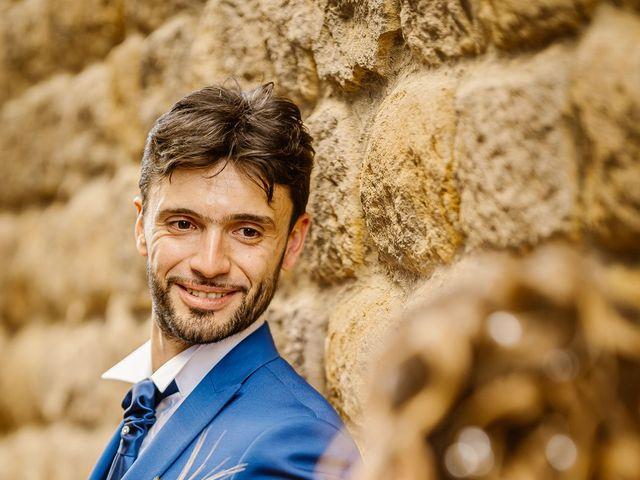 Il matrimonio di Giancarlo e Lorena a Chiusdino, Siena 63
