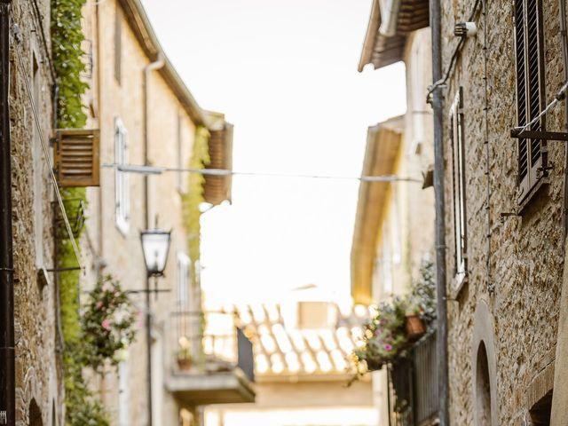 Il matrimonio di Giancarlo e Lorena a Chiusdino, Siena 64