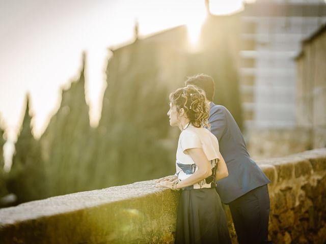 Il matrimonio di Giancarlo e Lorena a Chiusdino, Siena 65