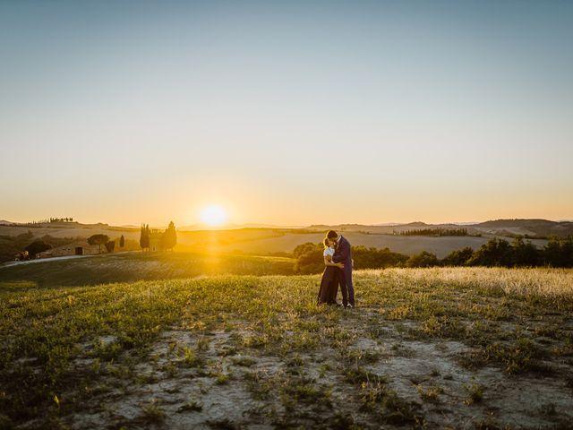 Il matrimonio di Giancarlo e Lorena a Chiusdino, Siena 67