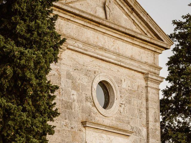Il matrimonio di Giancarlo e Lorena a Chiusdino, Siena 75